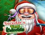 لعبة قص شعر سانتا كلوز